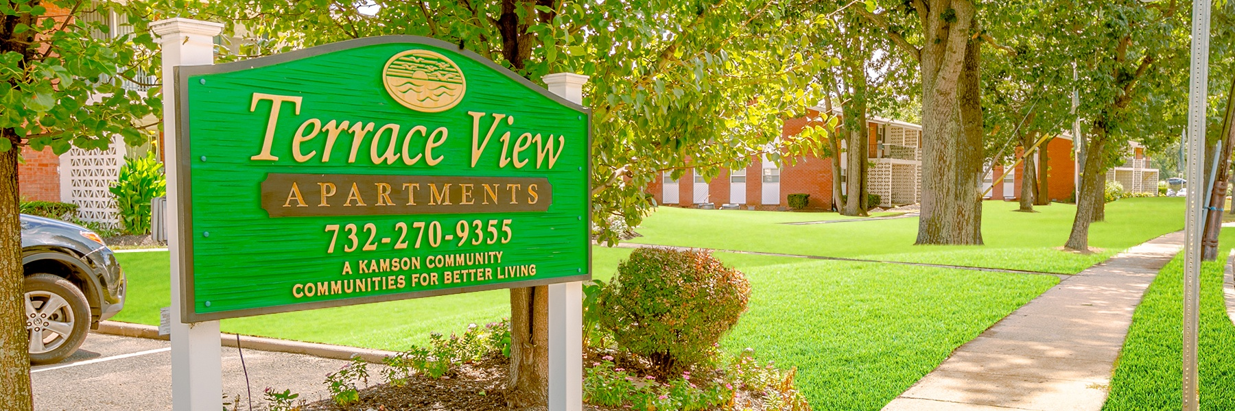 Terrace View Apartments For Rent in Toms River, NJ Welcome to our property!