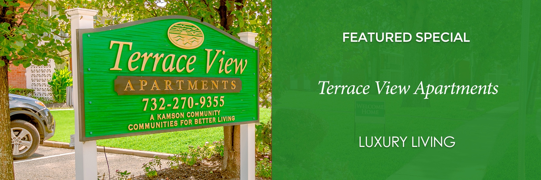 Terrace View Apartments For Rent in Toms River, NJ Specials
